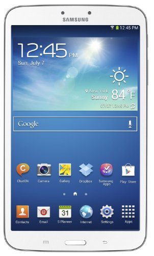 Samsung Galaxy 8 Inch White Model