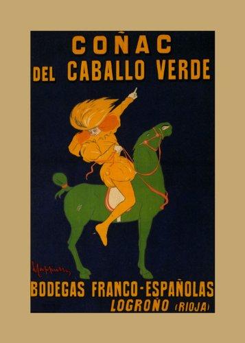 Amazon.com: Verde caballo Coñac caballo verde España por de ...