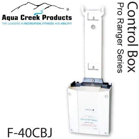 Aqua Creek Products F-40CBJ Pro & EZシリーズ スパリフトコントロール交換ボックス