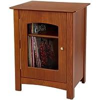 Crosley ST75-PA Bardstown Entertainment Cabinet, Paprika