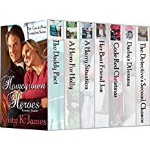 Homegrown Heroes Romance Bundle: The Coach's Boys Complete Series