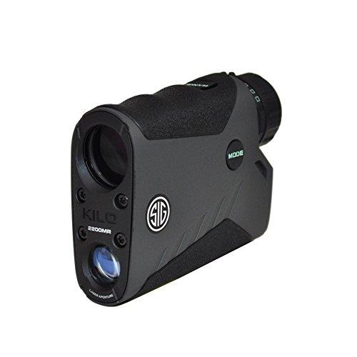 Sig Sauer KILO2200MR LaserRangeFndr7X25GraphClass3R Laser Rangefinders by Sig Sauer