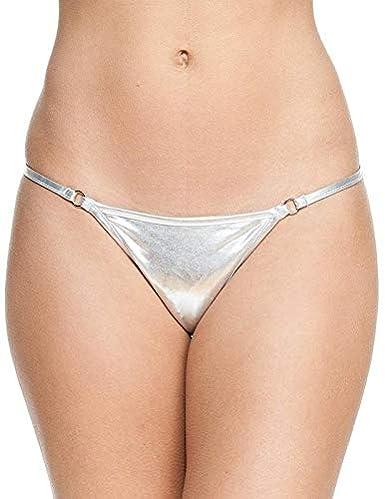 Wet Grey Panties