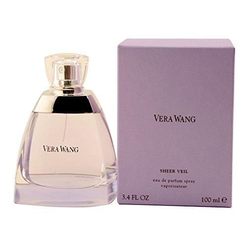 Vera Wang Sheer Veil – For Women 3.4 Oz Edp Spray