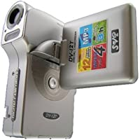 SVP 12MP Max Digital Camera Camcorder 2.0 LCD / MP3