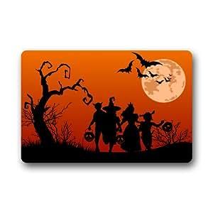 Happy Halloween Decor Printed Coir Doormat Door mat