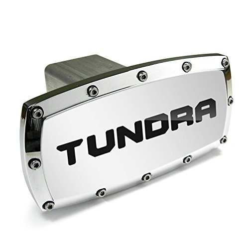 Toyota Tundra 2014 Logo Billet Aluminum Tow Hitch Cover