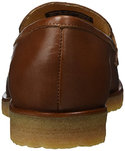 BIANCO High Front Loafer 25-49145, Mocassini Donna Marrone (Light Brown)