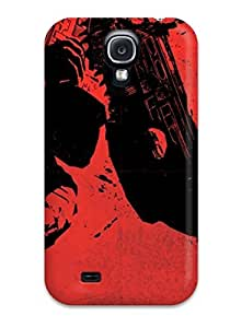Fashion Protective Gears Of War Case Cover For Galaxy S4