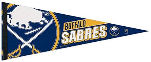 Wincraft Buffalo Sabres Premium Pennant, 12 x 30 inches, Felt