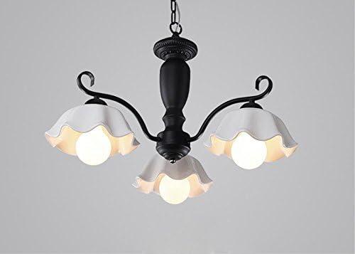 SDKKY Navidad estilo americano, rústico, simple, lámparas de ...