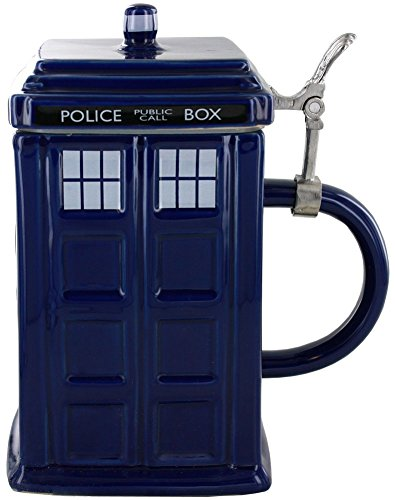 Doctor Who TARDIS Stein Collectible product image