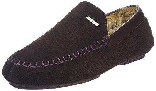 Ted Baker Moriss, Zapatillas de Estar por Casa para Hombre Marrón - marrón