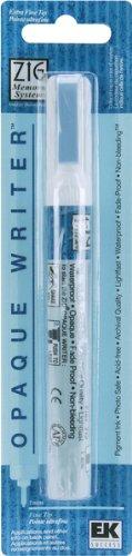Ek Success Writer - Ek Success Opaque Writer Pen Carded, White