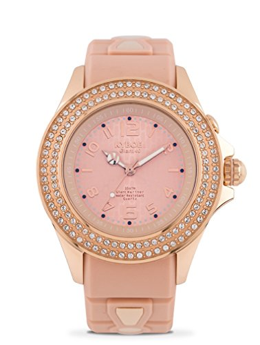 Kyboe! RADIANT CHARM SW.40-010.15 Ladies Crystal LED Watch