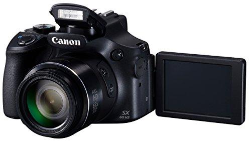 Canon デジタルカメラ PowerShot SX60 HS 光学65倍ズーム PSSX60HS