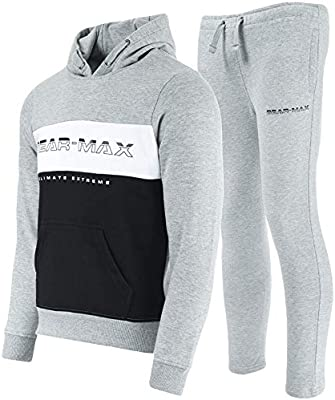 Bear Max Boys Abney Tracksuit Set