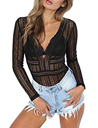 Zilcremo Women Casual Cami Slim Bodycon Full Length Bodysuits Jumpsuits