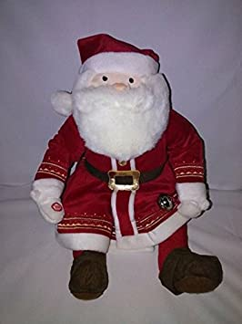 Hallmark Polar Express Santa Plüsch