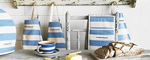 T&G Cornishware Blue and White Striped Tea Cosy Cozie 7CNH04 by T&G (Image #2)