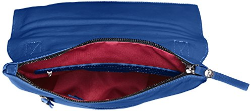 body Think Women's Blue Cross 282802 89 Bag Tasche capri Fqf6qIawO