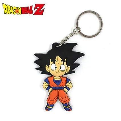 YPT - Llavero con colgante de anime dragón bola Z Goku hijo ...