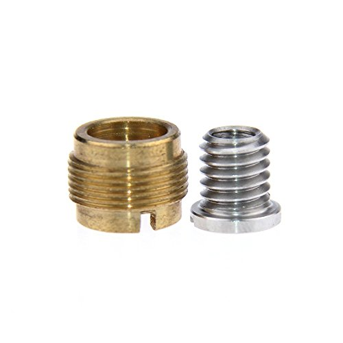 5/8 Inch 27 Thread (CAMVATE Microphone Mic Screw 1/4