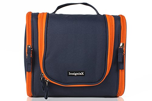 Hanging Toiletry Bag InsigniaX Compartments product image