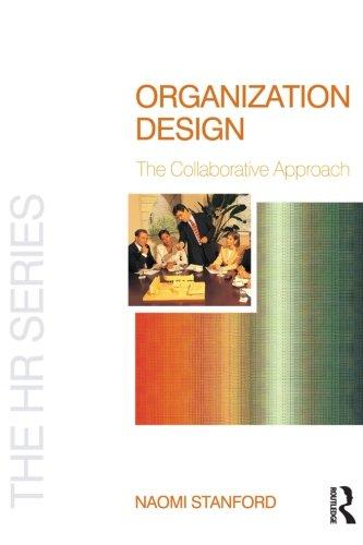 Organization Design (The HR Series)