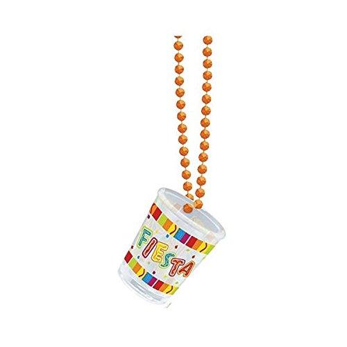 Cinco De Mayo Fiesta Party Beaded Necklace With