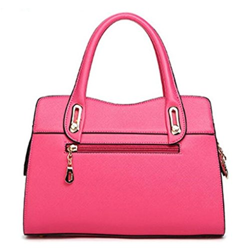 OL Bagtopia Tote Crossbody Shoulder Casual Fashion Leather Rose Women's Satchel handle Z4088 Top Bag Handbags Purse wY8Hxw