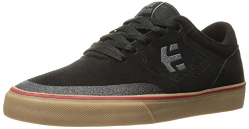 Marana Vulc Gum Top Grey Black Herren Low Etnies Black Eq1xncP5nW