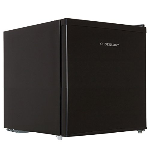 Cookology Table Top Mini Fridge in Black, A+ Rated, 46 Litre Refrigerator...
