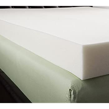 Amazon Com 5 Inch Memory Foam Topper Twin Size Mattress