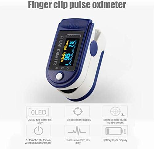 Oxímetro, OLED Saturación de oxígeno en sangre. 8