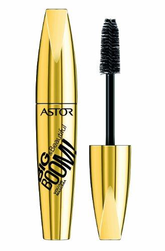 Astor Big & Beautiful Boom! Mascara, Farbe 800 Black, 1er Pack (1 x 12 ml)