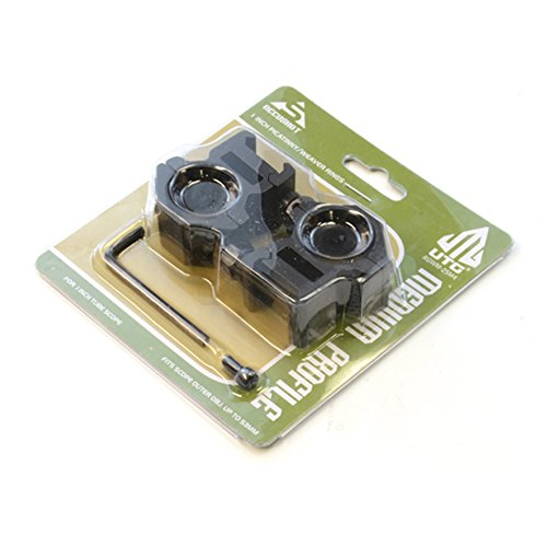 AccuShot-PicatinnyWeaver-Medium-Profile-2-piece-1-inch-Rings