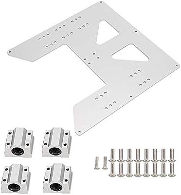 Piezas de la Impresora 3D Z Carriage Plate + SC8UU Juego de ...