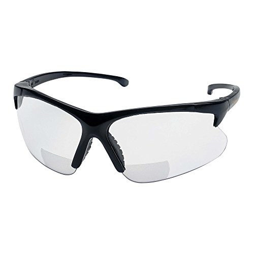 Jackson Safety V60 30-06 Readers Safety Sunglasses , Clear R