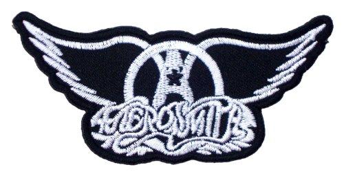 Steven Tyler Aerosmith (Aerosmith Songs Steven Tyler Band Logo t Shirts MA03 Patches)