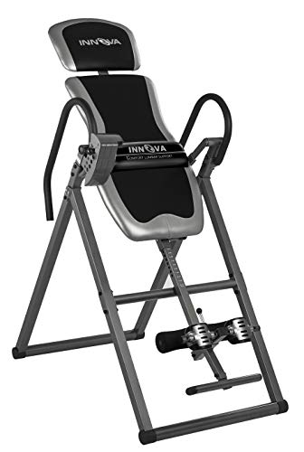 Innova ITX9600A Heavy Duty Inversion Table with Adjustable Headrest and Protective Cover, One Size