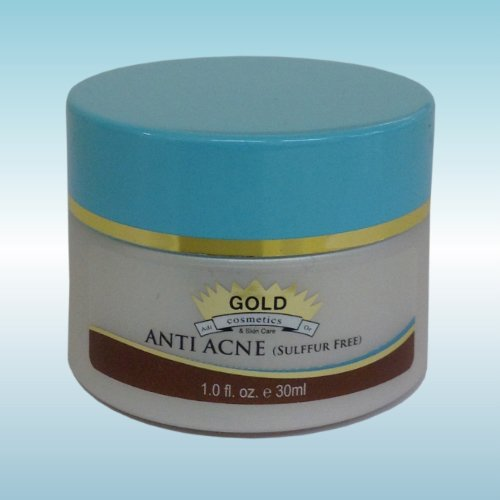 Price comparison product image ANTI ACNE (Sulfur-free) Eliminates Face and Body Pimples, Blemish and Acne with Super Fast Results