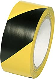"""Incom - VHT210 INCOM Manufacturing: Hazard Warning Conformable Tape, 2"""" x 54', Yel"""