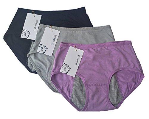 Quicksilk Menstrual Period Viscose Panties