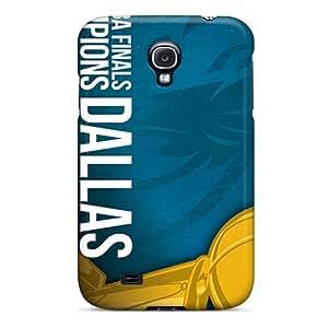 MattDFamer Case Cover For Galaxy S4 - Retailer Packaging Dallas Mavericks Protective Case