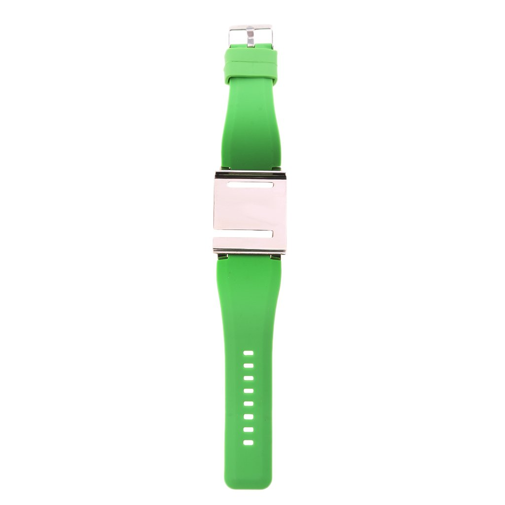 Homyl for iPod Nano 6G Soft Watch Band Replacement Wrist Strap Sport Expansion Bracelet Green by Homyl