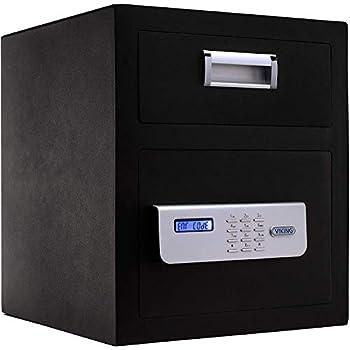 Image of Home Improvements Viking Security Safe VS--40DS Depository Safe Keypad
