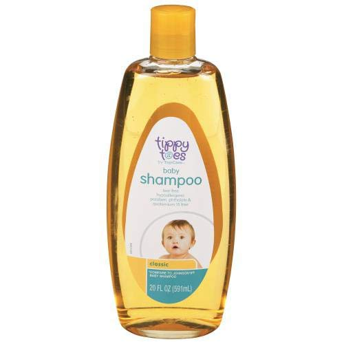 Tippy Toes Baby Shampoo (Pack of 24) by Generic