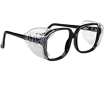 Amazon.com: VIEEL Safety Glasses Side Shields, Slip-On