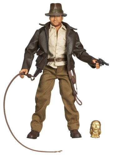 Indiana Jones 12 Inch Figure - Indiana Jones Talking ()
